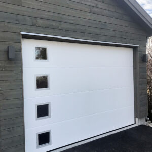 Garasjeport Med Vinduer PK 2 Web