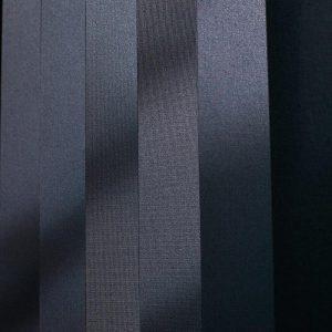 Lameller med mørke farger er tilnærmet lystette.