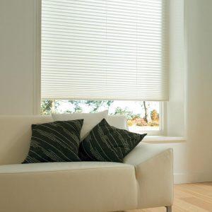 Plisségaridner kan matche møblene i huset, og gi et smidig design til alle rom.
